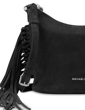 Michael Michael Kors Billy Medium Fringe Messenger