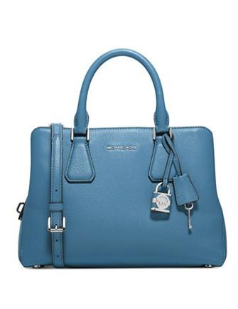 Michael Michael Kors Camille Medium Leather Satchel