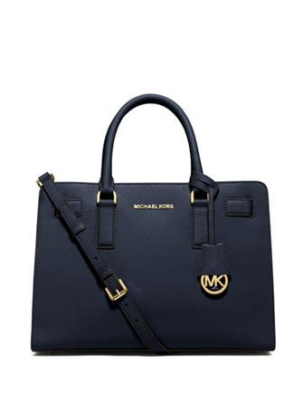 de54e8a64335 Michael Michael Kors Dillon Saffiano East West Satchel