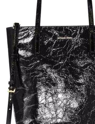 Michael Michael Kors Emry Large Crinkled Leather Tote