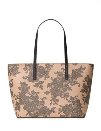 Michael Michael Kors Emry Lace Large Top Zip Tote