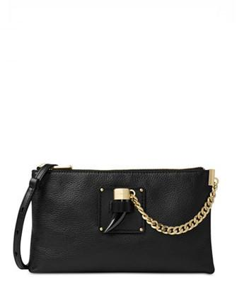 Michael Michael Kors James Large Zip Clutch
