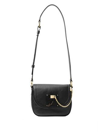 4ee9d120929e Michael Michael Kors James Medium Saddle Bag | Brixton Baker