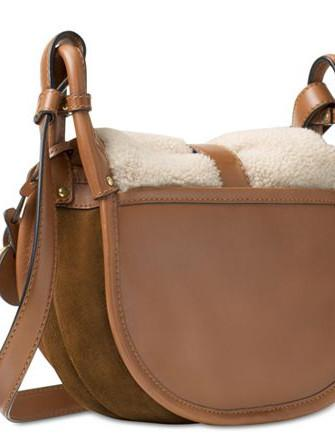 Michael Michael Kors Jamie Medium Saddle Bag