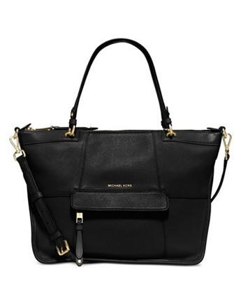 Michael Michael Kors Jesse Large Leather Satchel