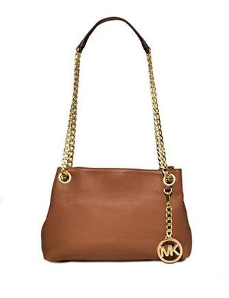 Michael Michael Kors Jet Set Chain Item Medium Messenger