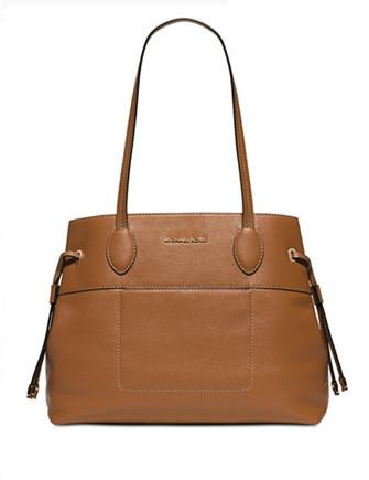 Michael Michael Kors Mae Large East West Drawstring Tote