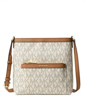 Michael Michael Kors Morgan Messenger in Signature Print