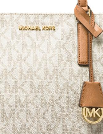 Michael Michael Kors Morgan Tote in Signature Print