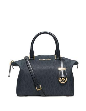 Michael Michael Kors Riley Signature Small Satchel