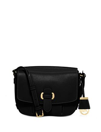 Michael Michael Kors Romy Leather Medium Messenger