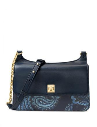 Michael Michael Kors Studio Paisley Natalie Medium Chain Messenger