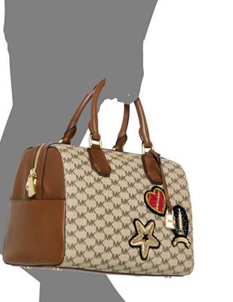 Michael Michael Kors Studio Patches Mercer Duffle