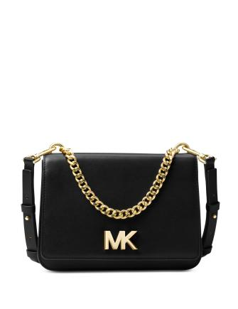 Michael Michael Kors Mott Chain Swag Shoulder Bag