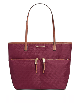 Michael Michael Kors Pocket Nylon Tote