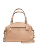 Coach Prairie Satchel in Pebble Leather