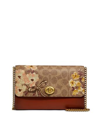 Coach Prairie Signature Marlow Crossbody