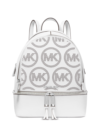 Michael Michael Kors Rhea Zip Small Leather Backpack
