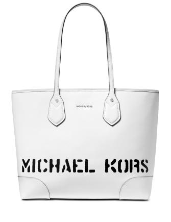 Michael Michael Kors Saylor Crossgrain Leather Tote