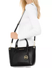 Michael Michael Kors Sierra Leather Medium Satchel