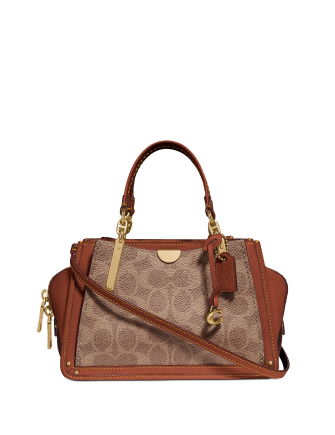 Coach Signature Dreamer 21 Mini Satchel