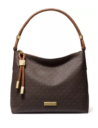 Michael Michael Kors Signature Lexington Medium Shoulder Bag
