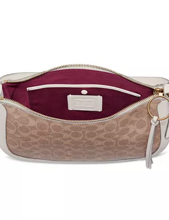 Coach Sutton Crossbody in Signature Canvas