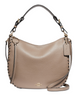 Coach Sutton Scalloped Leather Hobo