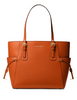 Michael Michael Kors Voyager East West Crossgrain Leather Tote