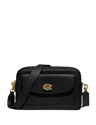 Cassie Leather Camera Bag