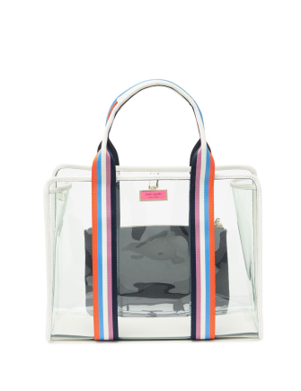 Kate Spade New York Sam Large See Through Satchel