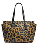 Coach Baby Bag With Leopard Print