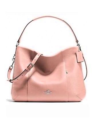 fff907d74e2a Coach Isabelle East West Pebble Leather Shoulder Bag
