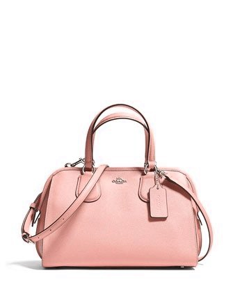 Coach Nolita Satchel In Crossgrain Leather