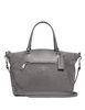 Coach Chain Prairie Satchel In Mixed Leathers