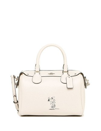 Coach X Peanuts Snoopy Mini Bennett Satchel