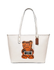 Coach City Zip Tote With Vandal Gummy Bear