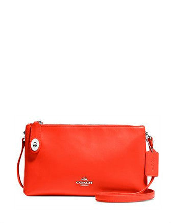 Coach Crosby Crossbody in Calf Leather