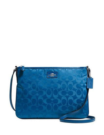 Coach Crossbody Bag In Signature Nylon Print
