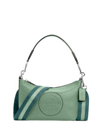 Coach Dempsey Shoulder Bag With Patch
