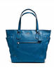 Coach Mickie Tote in Grain Leather
