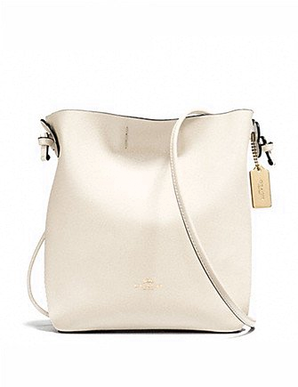Coach Derby Crossbody In Pebble Leather