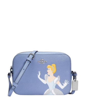 Coach Disney X Coach Mini Camera Bag With Cinderella