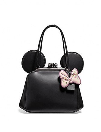 Coach Disney X Minnie Mouse Ears Crossbody