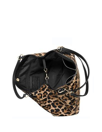 Coach Edie Shoulder Bag 28 in Wild Beast Print Leather  2fb3260610ce2