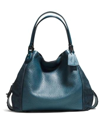 Coach Edie Shoulder Bag 42 With Star Rivets