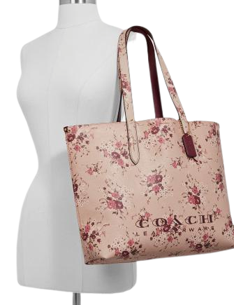 Coach Floral Highline Tote