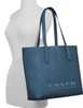 Coach Highline Crossgrain Leather Tote