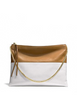 Coach Highrise Two Tone Shoulder Bag