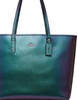 Coach Hologram City Tote